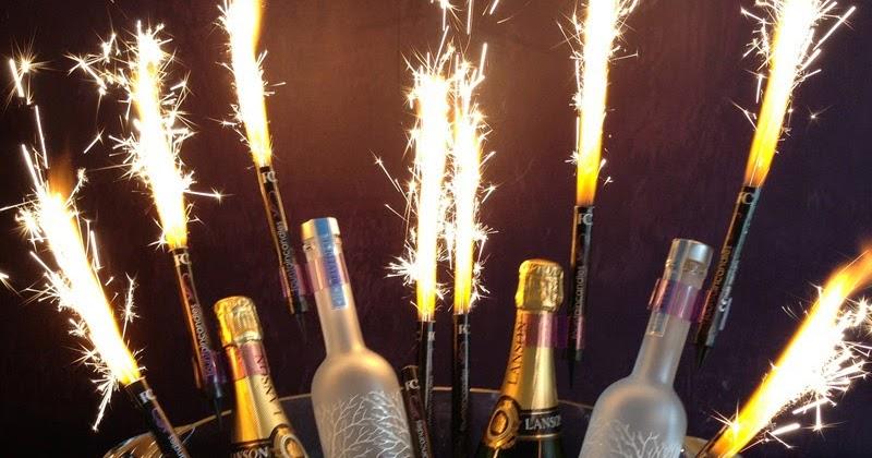 champagne bottle sparkler nightclub clubsparklers